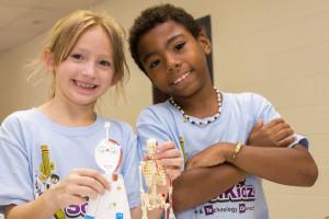Club SciKidz Houston Summer Camps Age 6-8