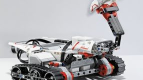 Advanced Robotics with LEGO EV3