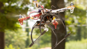 Quadcopter Aerial Robotics