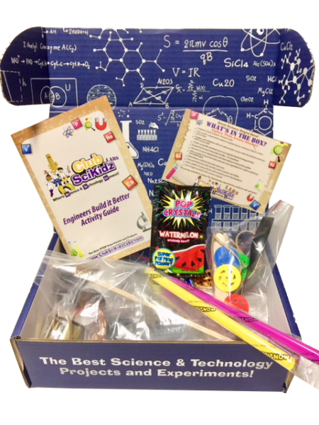 Engineering Summer Camp in a Box
