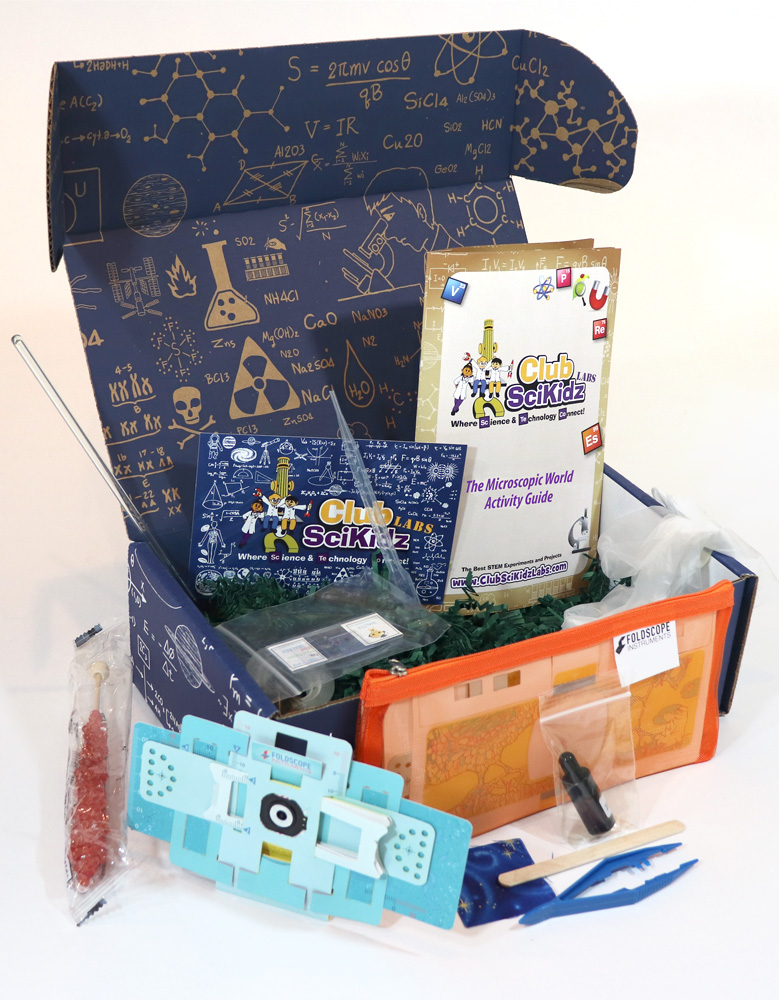 Microbiology Summer Camp in a Box